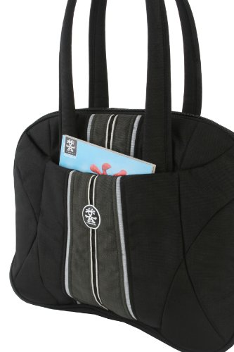 Crumpler Dentist´s Wife Damen-Laptoptasche schwarz