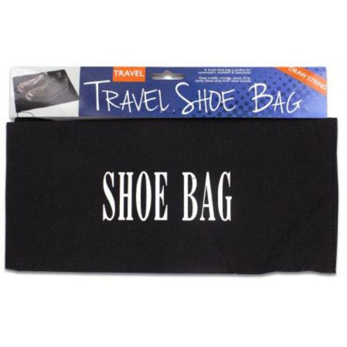 Travel shoe bag by bulk buys