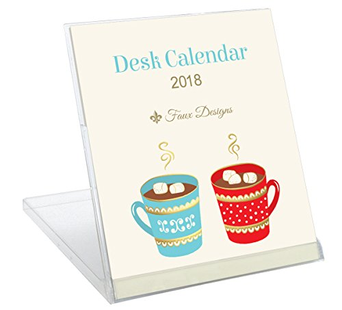 Faux Designs Gift Calendar 2018: Hot Cocoa (Floral Faux High Arrangements End)