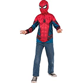 Amazing Spider-Man 2 Costume Boot-Tops 41tqOfvLa5L