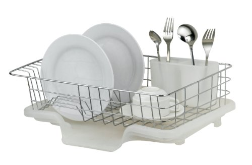 Sakura Compact Dish Rack Kitchenware Drying Rack Dish
