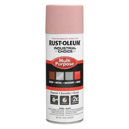 Glow Spray Enamel - Spray Paint, Dusty Pink, 12 oz.