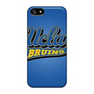 7AM Protective Case For Iphone 5/5s(ucla Bruins)