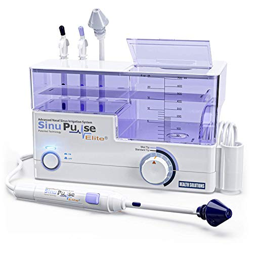 SinuPulse Elite Advanced Nasal Sinus Irrigation