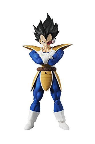 TAMASHII NATIONS Bandai S.H. Figuarts Vegeta Dragon Ball Z Action Figure