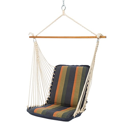 Pawleys Island Hammocks Cushioned Single Swing - Gateway (Hammocks Cushioned Single Swing)