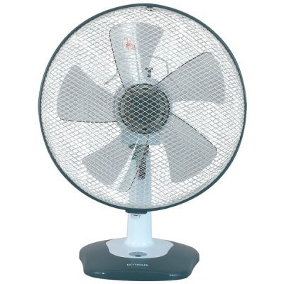 Optimus F-1212 12 Oscillating Table Fan With Soft Touch Switch by Optimus