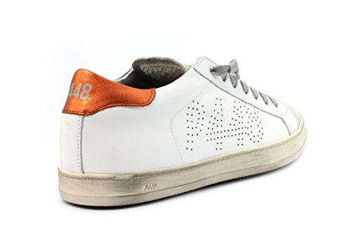 Sneaker P448 Colore E8JOHN Bianco 41 Whi Taglia Ora vnPHxAU1q