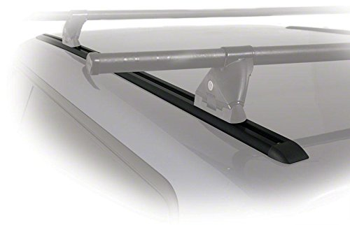 Yakima - Tracks w/PlusNuts, Low Profile Track for Rooftop Car Rack System, 54 -