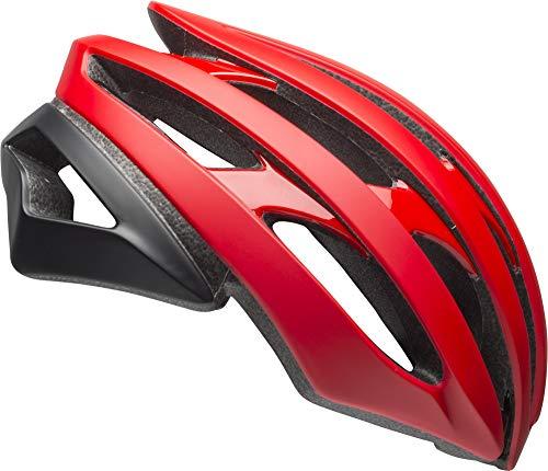 Bell Stratus MIPS Adult Bike Helmet - Matte/Gloss Red/Black - Large (58-62 cm) (Bell Helmet Sports Bicycle Skull)