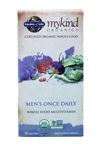 Kind Organics Men Once Daily