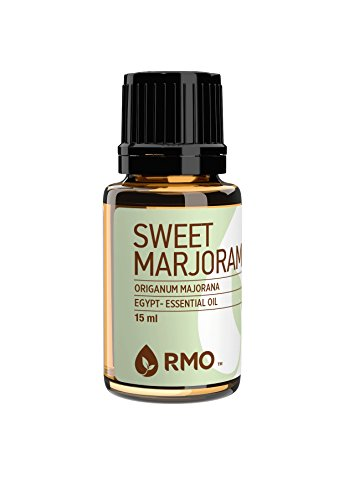 Rocky Mountain Oils - Sweet Marjoram - 15 ml - 100% Pure and Natural Essential Oil ()