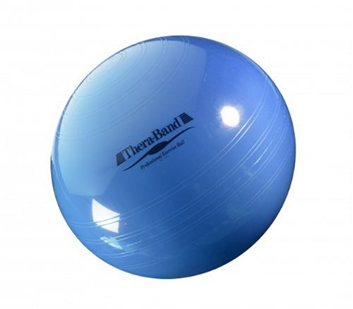 Thera-Band Exercise Ball - 75cm, Blue ()