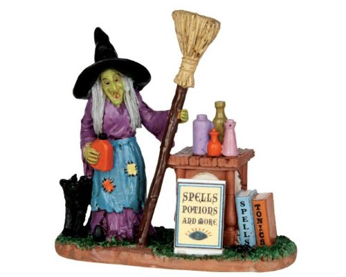 Lemax Spooky Town Spells, Potions & More # -