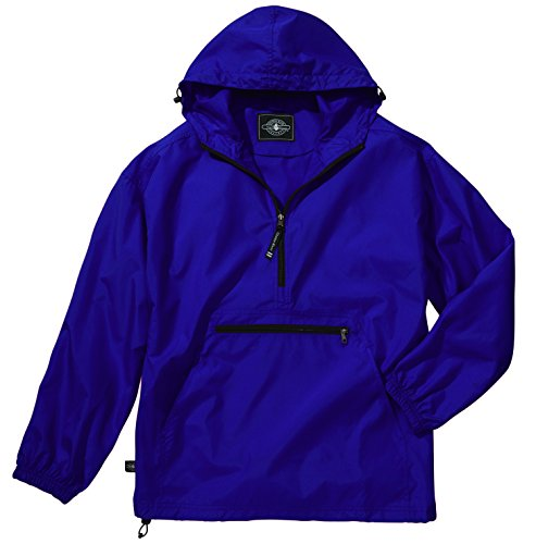 - Women's Ultra Light Pack-N-Go Pullover - Purple, Medium