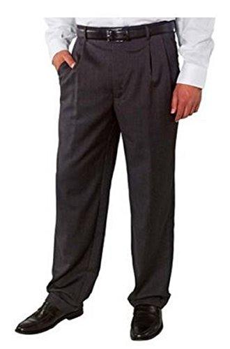 Wool Gabardine Pants - 1
