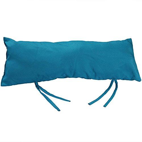 Sunnydaze Hammock Pillow Teal Inch product image