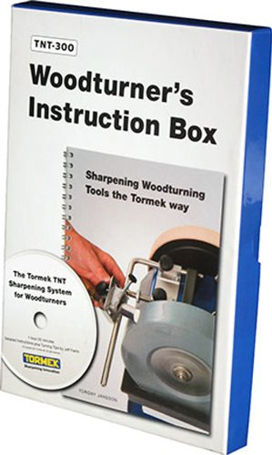 (Tormek TNT-300 Woodturner's Instruction Box)