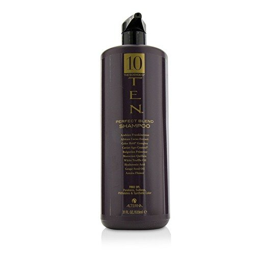 Alterna The Science of Ten Perfect Blend Shampoo for Unisex, 2.31 (Alterna White Truffle)