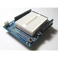 Mini Breadboard'lu Arduino UNO R3 Proto Shield Kiti