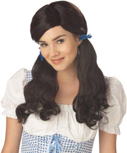 California Costumes Women's Farmgirl Wig,Brown,One (Farmgirl Costumes)