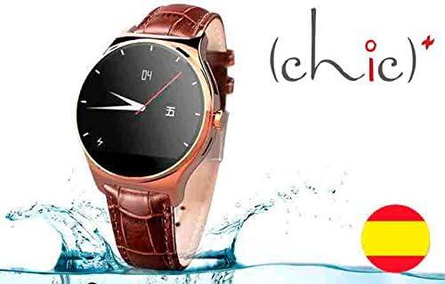 Chicpluss - INNOR8- Smartwatch R11 para Hombre con pulsómetro ...