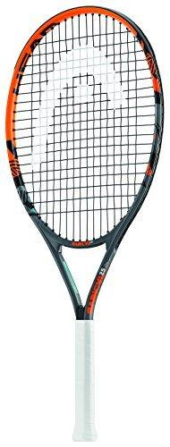 ヘッドKid 's ヘッドKid Radicalテニスラケット、234316 B01LE345UW、ブラック/オレンジ 's、25 byヘッド B01LE345UW, イカワチョウ:d4872da2 --- cgt-tbc.fr