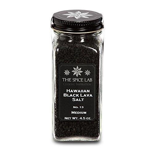 The Spice Lab Hawaiian Black Onyx Sea Salt ( Coarse ) - French ()