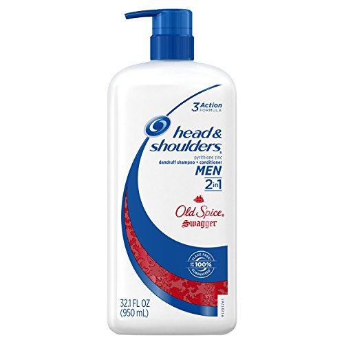 Head and Shoulders Old Spice Swagger 2-in-1 Anti-dandruff Shampoo + Condition