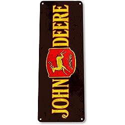 TIN SIGN B672 John Deere Tractor Farm Equipment Tools Rustic Farm Decor
