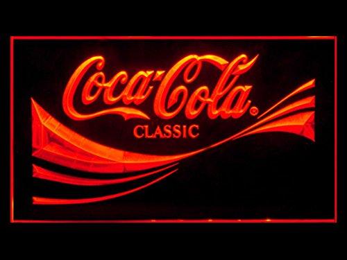 Coca Cola Coke Classic Soda Led Light Sign (Led Sodas Sign)