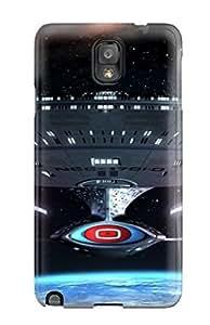 YY-ONE For Galaxy Note 3, Star Trek Pattern