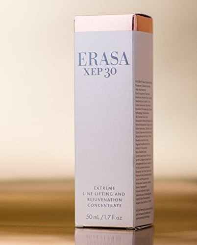 Erasa XEP 30 Rejuvenation Serum for Line Lifting and Crow's Feet