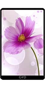 Funda para Kindle Fire 7 pouces (2012 Version) - Flor Rosa Cosmos by Gatterwe