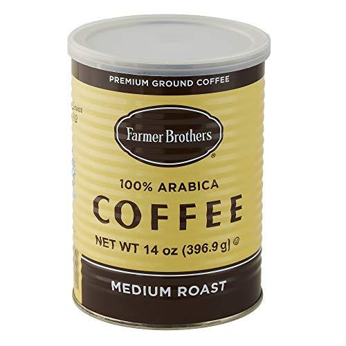 Farmer Brothers 100% Arabica Medium Roast Ground Coffee - Rainforest Alliance Certified (Best Big Brother Alliances)