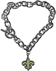NFL Charm Chain Bracelets