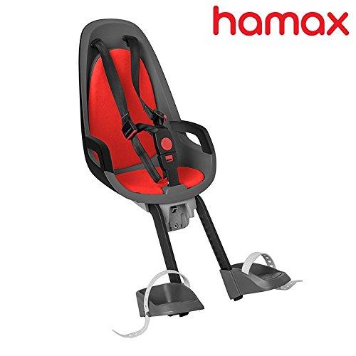 Hamax Observer Front Child Bike Seat - Safety First Bike Trailer