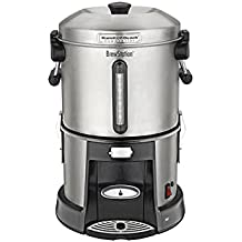 Hamilton Beach Commercial HCU045S  Brewstation Coffee Urn 45 Cup, Removable Tank, Speed Brewing, One Hand Dispensing, Stainless Steel