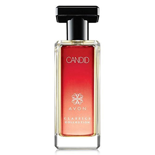 AVON Candid Cologne Spray - Classics Collection 1.7 Fl.Oz. (50 mL) (Spray Candid Cologne Avon)