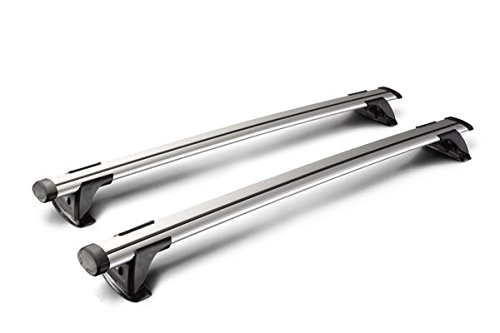 Yakima Whispbar Through Bar Rack Kit - Two Bar S17/1340