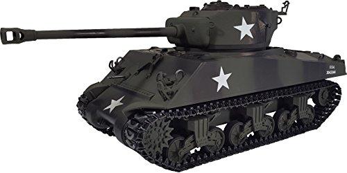 Taigen Tanks Sherman M4A3 76mm Metal Edition 2.4GHz 1/16t...