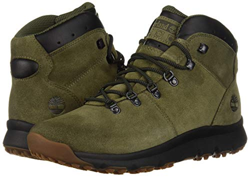 Pictures of Timberland Men's World Hiker Mid Ankle TB0A1RJWA58 4