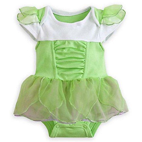 Disney Store Tinker bell Onesie Halloween Costume Size 2t