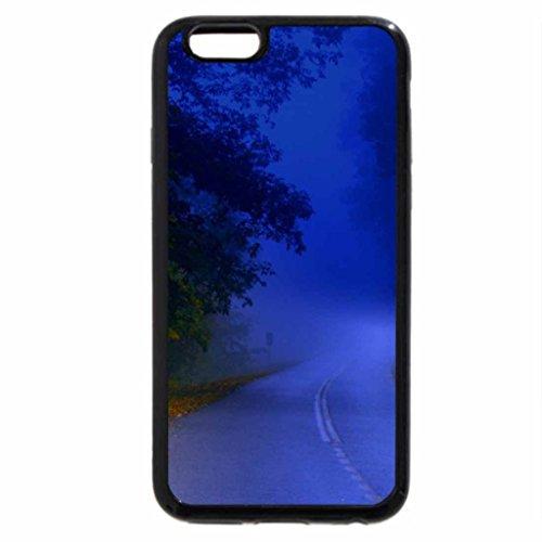 iPhone 6S / iPhone 6 Case (Black) Blue