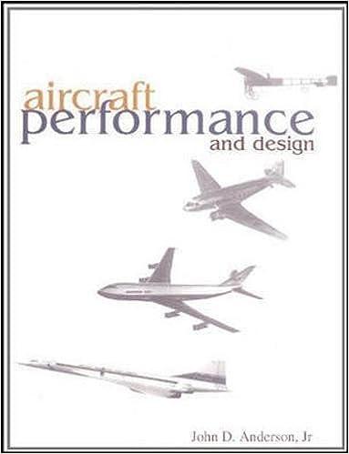 Aircraft performance design john d anderson jr 9780070019713 aircraft performance design 1st edition fandeluxe Images