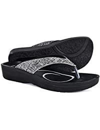 4580221e7c90a5 Original Orthotic Comfort Thong Style Sandals   Flip Flops for Women with  Arch Support for Comfortable