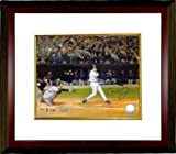 Signed Cal Ripken Jr. Picture - 8x10 Custom Framed Last At Bat) - Autographed MLB Photos