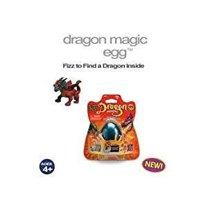Fizz & Find Dragon Magic Egg by Wild Planet Toys