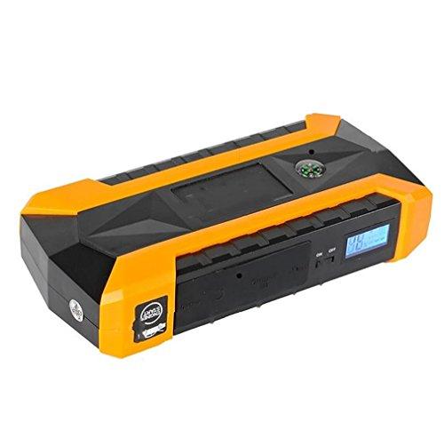 Auto Starter/600A Peak 13600mAh/Portable Auto Starter/Notfall Batterie Booster/LCD/Taschenlampe Tablet PC