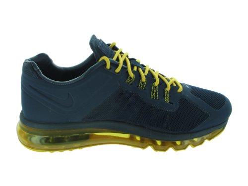 Nike Air Max 2013 EXT Sneaker blau/gelb AKTUELLES MODELL